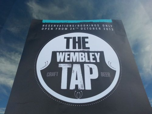 The Wembley Tap craft beer bar opens in Cape Town